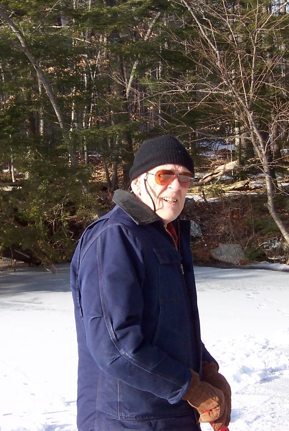 Philip D. French 2003, Fayette, Maine