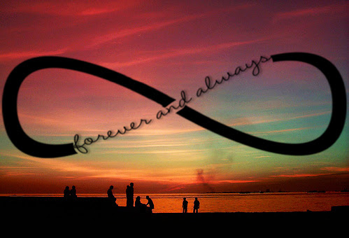 Love letter, true love, always and forever