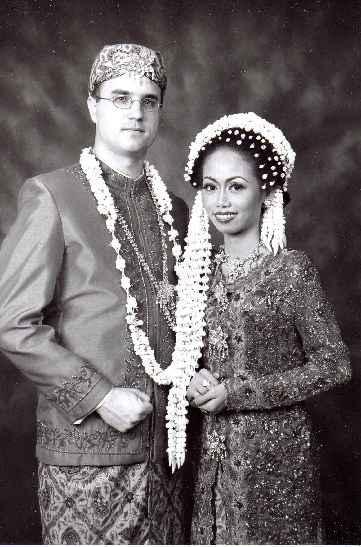 Wedding reception in Jakarta