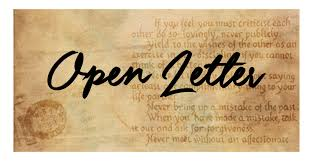 open letter, prime minister, mother, daughter