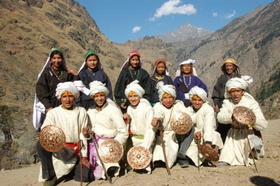 Community Led Interpretative Trek to Nanda Devi National Park in India
