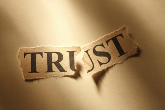Torn Trust