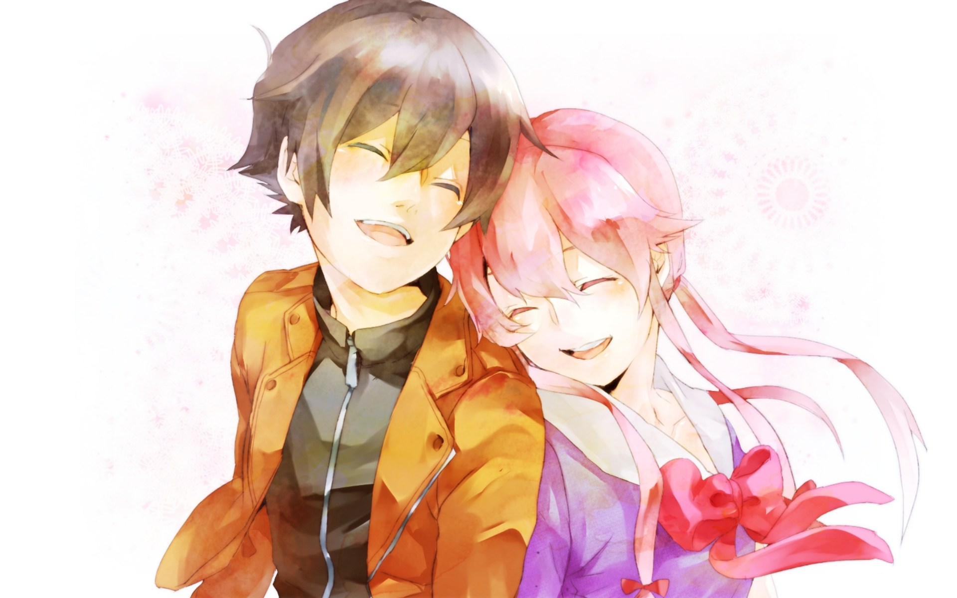 A better future is possible-- The Lesson Behind Mirai Nikki